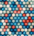 glass circles seamless vector image