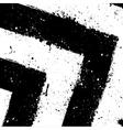 Grunge ink blots background vector image vector image