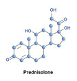 Prednisolone steroid medication