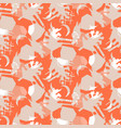abstract collage calm pattern seamless texture vector image vector image