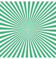 abstract sunburst background from radial stripes vector image vector image