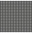 steel rods lattice vector image vector image