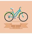 bike 2 vector image vector image