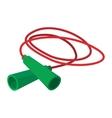 Skipping rope cartoon icon vector image vector image