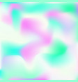 bright smooth mesh blurred futuristic pattern vector image vector image