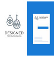 Celebration easter egg food grey logo design and