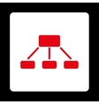 Hierarchy Icon vector image vector image