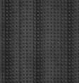 industrial rubber seamless pattern with grunge vector image