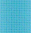 Seamless Blue Stripe Background vector image
