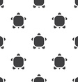 turtle seamless pattern vector image