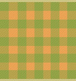 plaid kitchen seamless pattern vector image vector image