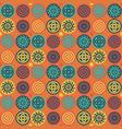 Encrypted symbols seamless pattern