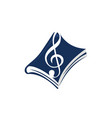 music book vector image vector image