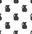 pitcher seamless pattern vector image vector image