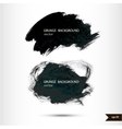 Splash banner Watercolor background vector image
