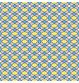 Fine geometric seamless pattern vector image vector image