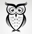 Owl Bird Clip Art vector image vector image
