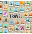 vacation travel historic architecture the vector image vector image