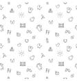 baor pregnancy seamless pattern newborn vector image vector image