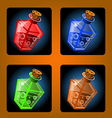 potions7 vector image vector image