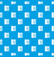 office business keypad phone pattern seamless blue vector image vector image