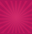 pink retro style background vector image vector image
