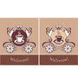 Royal Cup of coffee vector image vector image
