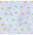 Daisies seamless vector image