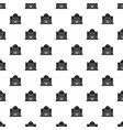 casino building pattern seamless vector image