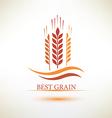 grain symbol vector image vector image