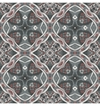 ethnic geometric seamless royal pattern vector image vector image