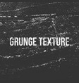 grunge texture like a grain dust or chalk vector image