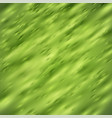 realistic green slime skin vector image vector image