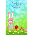 Easter 027 vector image vector image
