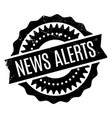 news alerts rubber stamp