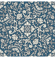 Seamless pattern chinese vector image