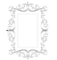 Vintage classic frame vector image vector image