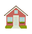 houese icon stock image vector image