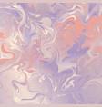 marble texture in pink tones vector image vector image