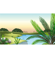 Natural resources vector image