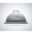 restaurant design vector image