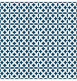 Retro simple seamless pattern vector image