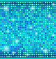 colorful abstract disco background vector image