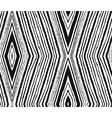Seamless pattern with rhombuses brush