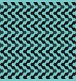 vintage tribal geometric seamless color pattern vector image