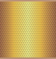 black lines on gold vector image vector image