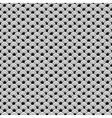 Black pattern seamless vector image vector image