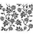 Vintage floral seamless pattern Classic hand drawn