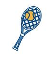 sports equipments design vector image vector image