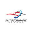 auto car logo template